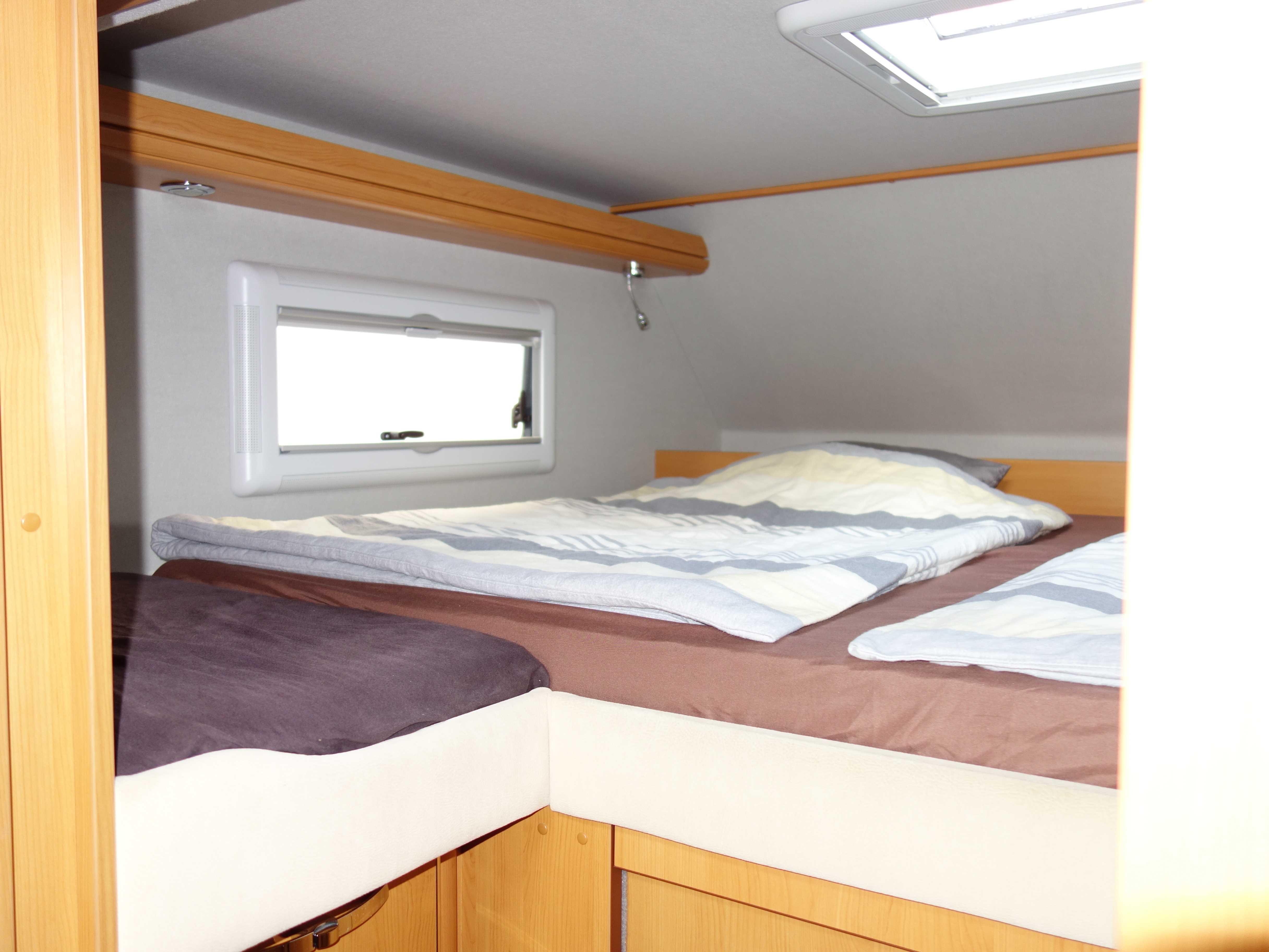 PhoeniX 8000 Betten